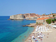 Dubrovnik - Croatian most famous city