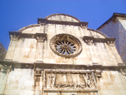 Church of St Saviour in Dubrovnik
