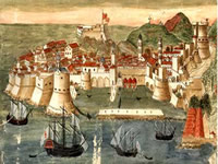 Dubrovnik of the 16th century